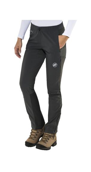 Mammut Botnica SO lange broek Dames zwart